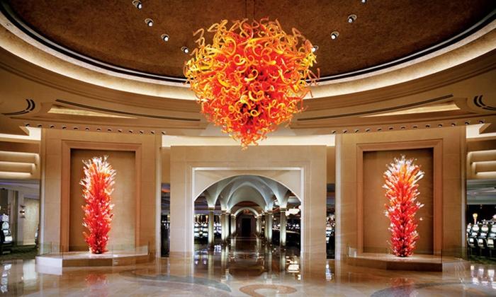 Borgata Hotel Casino & Spa - Atlantic City: One-Night Stay for Two at the Borgata Hotel Casino & Spa or The Water Club at Borgata in Atlantic City