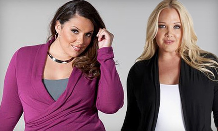 Curvalicious Boutique - Burnside: $30 for $60 Worth of Plus-Size Fashion and Accessories at Curvalicious Boutique
