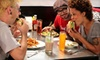 Downbeat Diner & Lounge - Downtown Honolulu: $10 for $20 Worth of Diner Fare and More at Downbeat Diner & Lounge