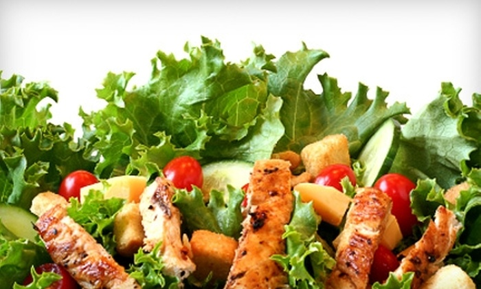 Choice Eating - West Loop: $60 for $120 Worth of Healthy, Home-Delivered Meals from Choice Eating