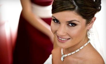 Chromatic Cosmetics: Bridal Airbrush Package - Chromatic Cosmetics in