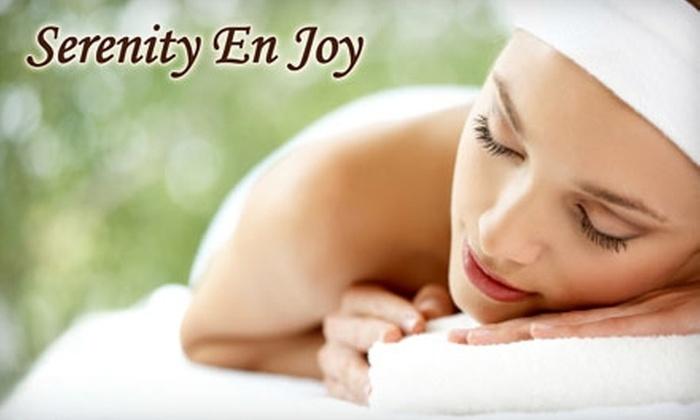 Serenity En Joy Massage - Rensselaer: $39 for a One-Hour Swedish Massage at Serenity En Joy Massage ($80 Value)