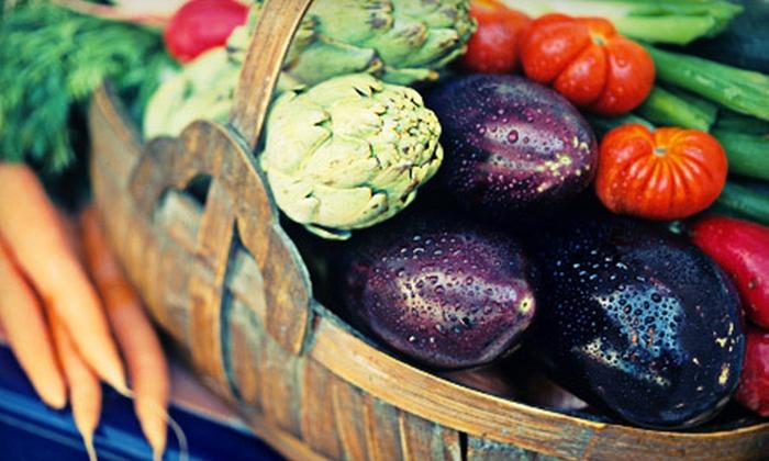 GTFMA Farmers' Market - Multiple Locations: $2 for $4 Worth of Fresh, Local Produce at GTFMA Farmers' Market
