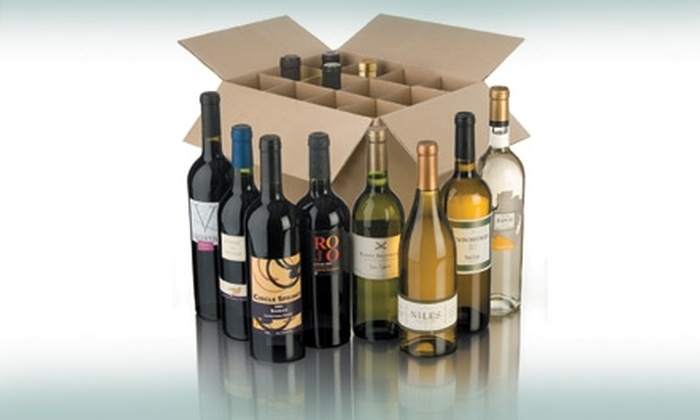 Wine Insiders: $25 for $75 Worth of Wine from Wine Insiders' Online Store