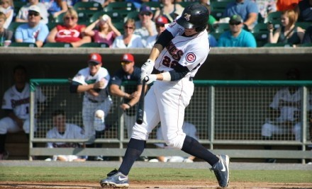 Tennessee Smokies at Smokies Park on Thurs., Sept 8 or Fri., Sept. 9 at 7:15PM: Field-Level Playoff Tickets for 4 - Tennessee Smokies in Kodak