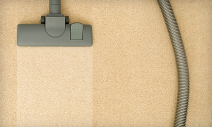 Premium Carpet Care - Lincoln: $45 for a Carpet Cleaning for Two Rooms and a Hallway from Premium Carpet Care ($99 Value)