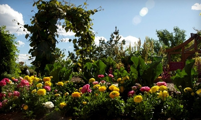 Red Butte Garden - Salt Lake City: $8 for Admission for Two Adults to Red Butte Garden (Up to $16 Value)