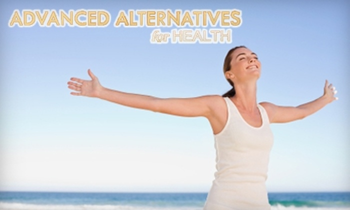 Advanced Alternatives for Health - Wichita: $79 for a Health Assessment and Acupuncture Treatment at Advanced Alternatives for Health ($235 Value)