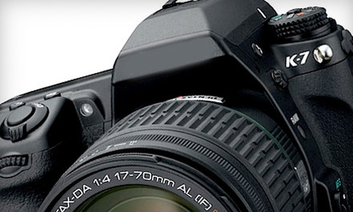 Chimpsy - LoDo: One or Two Two-Hour Point-and-Shoot or DSLR Photography Classes from Chimpsy (Up to 64% Off)