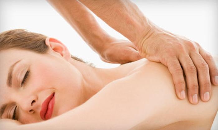 Serenite Spa - Downtown: 35-, 60-, or 80-Minute Massage at Serenite Spa