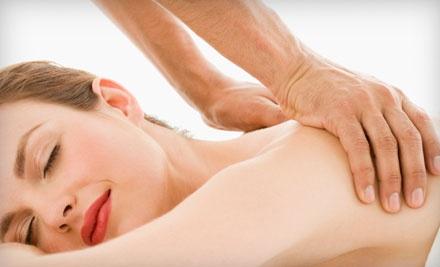 35-Minute Classic Swedish Massage or Aroma Stone-Therapy Massage (a $60 value) - Serenite Spa in Calgary