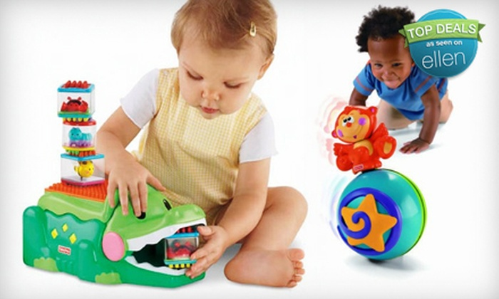 Tub of Toys: $25 for Two Months of Toy Rental from Tub of Toys ($50 Value)