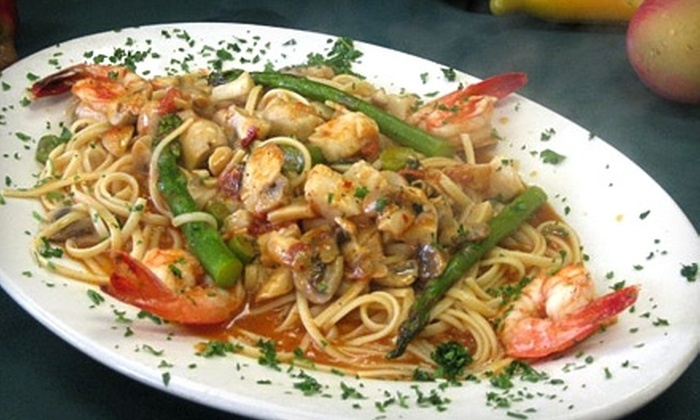 Mazella's Italian Restaurant - Brandywine: $15 for $30 Worth of Italian Fare at Mazzella's Italian Restaurant
