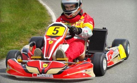 20 Minutes of Racing for 1 Person (a $40 value) - F440 Racing Challenge in Tsawwassen