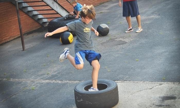 CrossFit Winston-Salem - Winston-Salem: Fitness Training for Adults or Kids at CrossFit Winston-Salem