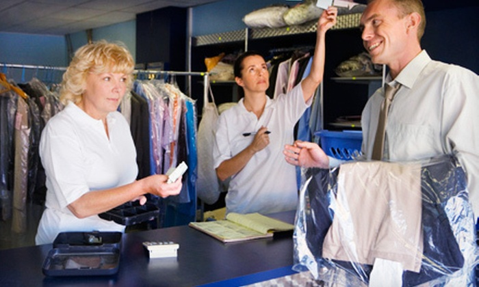 Big Z's Dry Cleaners - Big Z Cleaners: $25 for $50 Worth of Dry Cleaning and Laundry Services at Big Z's Dry Cleaners in Berlin
