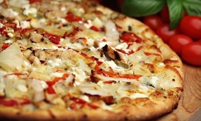 Romeo's New York Pizza - Lawrenceville: Meal for Four or $10 for $20 Worth of Pizzeria Fare at Romeo's New York Pizza in Lawrenceville