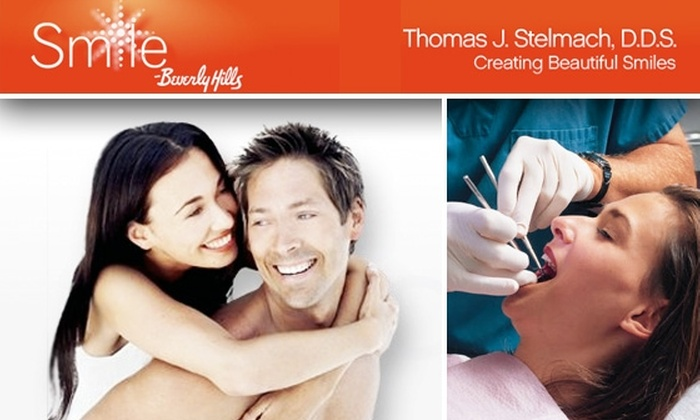 Thomas J. Stelmach, DDS - Beverly Hills: Dental Exam, Cleaning, and Digital X-Rays at Smile Beverly Hills