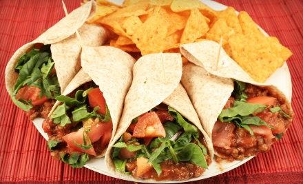 Vallarta's Restaurant: Chips and Salsa, Entrees, and Margaritas for Two - Vallarta's Restaurant in Anchorage