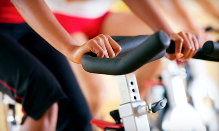 Elements Diet and Fitness - WomenFit Health and Fitness: Six Cycling Classes With Optional Smoothies and Massages at Elements Diet and Fitness in Manassas (Up to 54% Off)