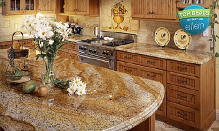 D.F.W. Stoneworks - Downtown Plano: $999 for $2,000 Toward Countertops and Installation from D.F.W. Stoneworks
