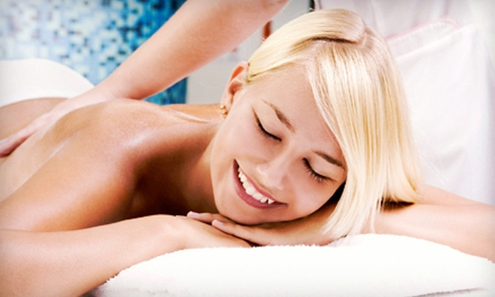 Jamie's Hair Design and Day Spa - Jamie's Hair Design and Day Spa - Arianna Tangora: $39 for a 75-Minute Massage at Jamie's Hair Design and Day Spa in Thousand Oaks ($99 Value)