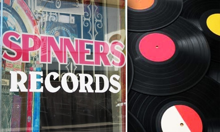 Spinners Records - Tower District: $10 for $20 Worth of Records, CDs, and More at Spinners Records
