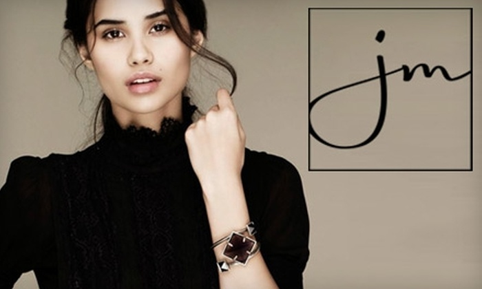 JewelMint: $15 for One Piece of Jewelry, Plus a One-Month Subscription from JewelMint