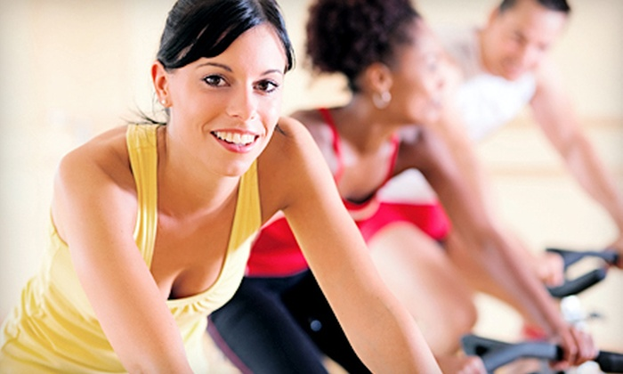 Energia Athletics - Energia: Five Spinning Classes or One Month of Unlimited Spinning Classes at Energia Athletics (Up to 73% Off)