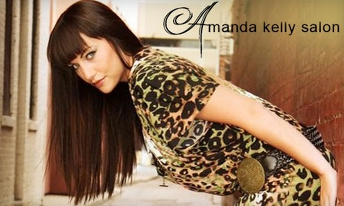 Amanda Kelly Salon - Central Business District: $75 for a Brazilian Blowout at Amanda Kelly Salon ($350 Value)
