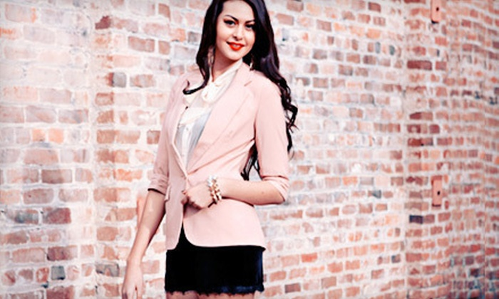 Heart Clothing Boutique - Downtown: $25 for $50 Worth of Designer Clothing, Accessories, and More at Heart Clothing Boutique