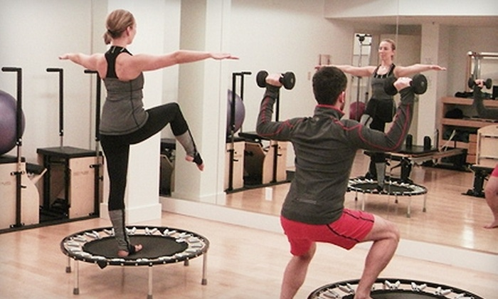 Studio 100 - Central St. John's: $40 for One-Month Unlimited Membership ($80 Value) or $50 for $100 Worth of Fitness Services at Studio 100, Home of Bense Pilates