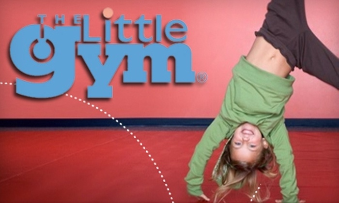 The Little Gym - Multiple Locations: $49 for Four Classes and One-Year Family Membership at The Little Gym (Up to $121 Value). Choose from Two Locations.