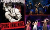 """Spring Awakening - Downtown Dallas: $30 Dress-Circle Ticket to """"Spring Awakening"""" at AT&T Performing Arts Center ($55 Value). Buy Here for the April 4 Performance at 2 p.m. See Below for Additional Dates and Times."""