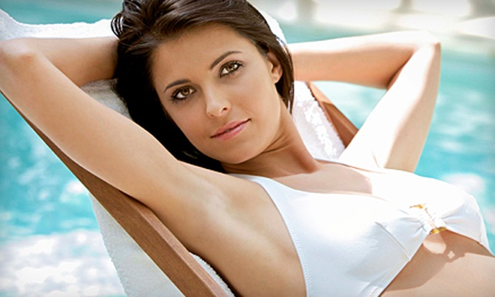 Alina Stephanie Image & Wellness Clinic - Willowbrook: $149 for Three Laser Hair-Removal Treatments at Alina Stephanie Image & Wellness Clinic (Up to $519 Value)
