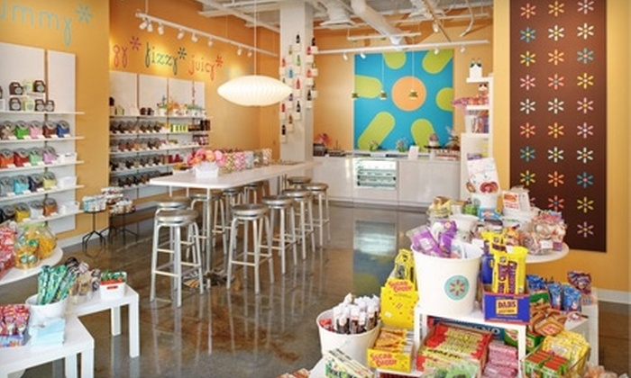 Sweet Spot - Richmond: $5 for $10 Worth of Candy and Treats at Sweet Spot in West Broad Village
