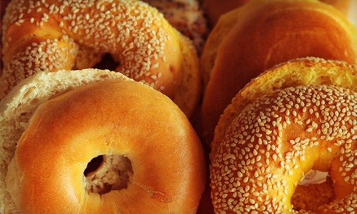 Beach Bagels Cafe - Old Orchard Beach: $5 for $10 Worth of Bagels, Sandwiches, Ice Cream, and More at Beach Bagels Cafe