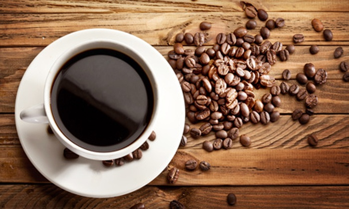 Coffee Connection - People's Freeway: $25 for 50 Cups of Fresh Drip Coffee at Coffee Connection (Up to $127.50 Value)