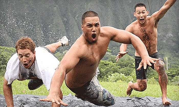 Makahiki Challenge 2012 - Kahaluu: $27 for Entry to the Makahiki Challenge: 5K Obstacle Mud Run at Kualoa Ranch in Kaneohe on March 10 at 10:15 a.m. ($55 Value)