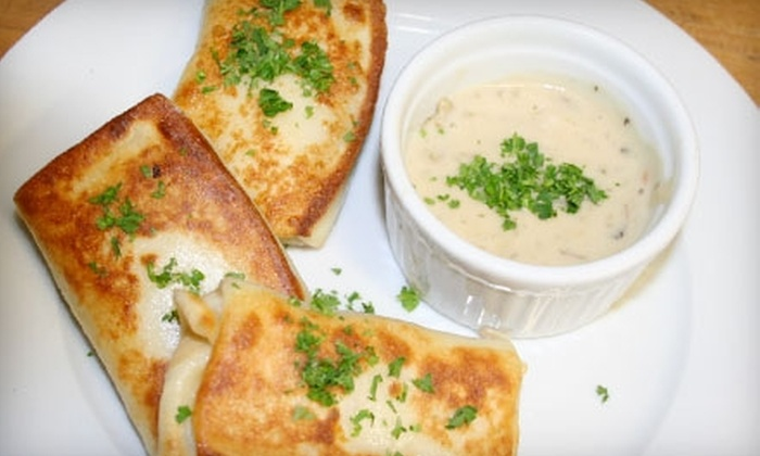 Bona Restaurant - Downtown Menlo Park: $10 for $20 Toward Polish Fare Lunch ($15 for $30 Toward Polish Fare Dinner) at Bona Restaurant in Menlo Park