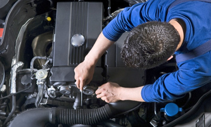 Simard Automotive - Smith and Broadmoor: $34 for a Winterization Inspection and Oil Change at Simard Automotive in Fairbanks (Up to $104.90 Value)