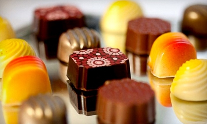 Dessert Specialists - Second Ward: Sweet-Making Parties or Chocolates at Dessert Specialists. Three Options Available.