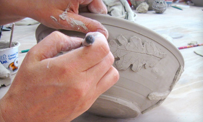 Cup O' Pottery - Oviedo: Two-Hour Hand-Building-Pottery Class for One or Two at Cup O' Pottery (Up to 50% Off)