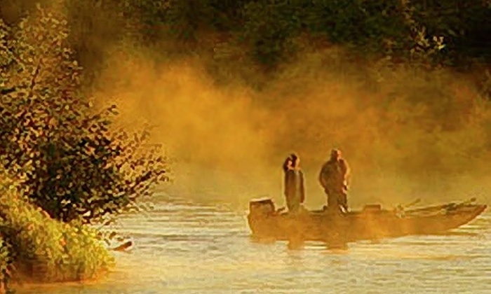 Valley River Charters - Wasilla: $69 for a Six-Hour Drop-Off Fishing Excursion for Two from Valley River Charters in Wasilla ($138 Value)