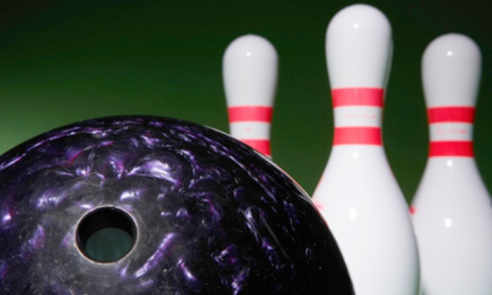 Narrows Plaza Bowl - Fircrest: $10 for Bowling Outing for Two at Narrows Plaza Bowl in University Place (Up to $27 Value)