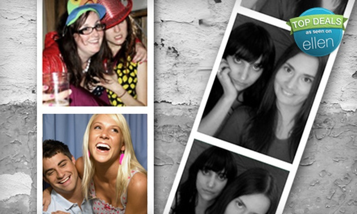 Forgive Me Not Photos - Ann Arbor: Two-Hour Photo-Booth or Photo-Tent Rental from Forgive Me Not Photos (Up to 60% Off)