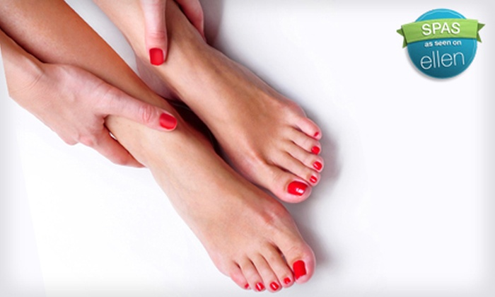 null - Colorado Springs: $19 for Ionic Detox Footbath at Holistic Healing Health ($45 Value)