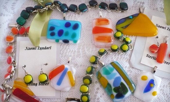 Zyndorf Glass & Arts - Reynolds Corners: $25 for a Glass-Fusing Class at Zyndorf Glass & Arts (Up to $55 Value)