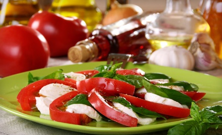 3-Course Dinner for 2 (a $52.85 total value) - Mangia Italiano On Third in Chula Vista