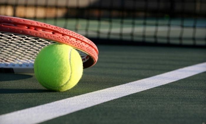 Washington Township Schools' Community Tennis Program - Indianapolis: $34 for Six Adult Tennis Lessons at Washington Township Schools' Community Tennis Program ($68 Value)